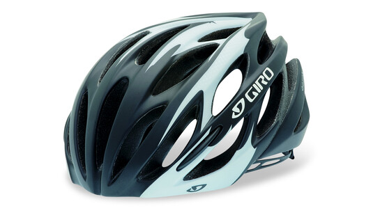 Giro Saros matt black/white